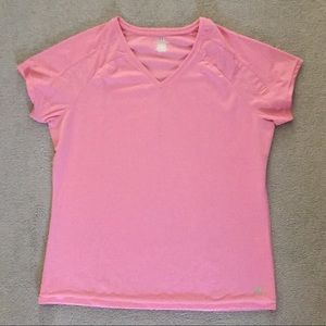 Russell Athletic V-Neck Top.  NWOT
